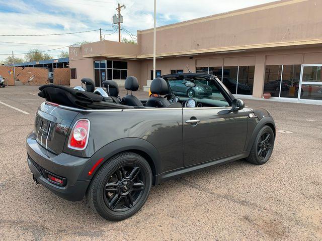 2013 Mini Cooper S Convertible 3 MONTH/3,000 MILE NATIONAL POWERTRAIN WARRANTY Mesa, Arizona 4