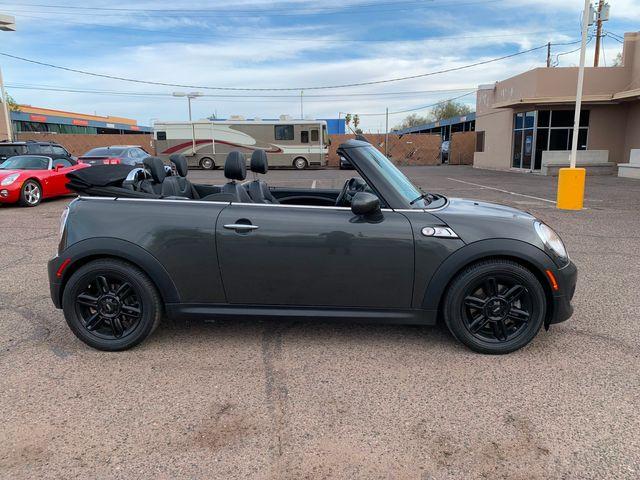 2013 Mini Cooper S Convertible 3 MONTH/3,000 MILE NATIONAL POWERTRAIN WARRANTY Mesa, Arizona 5