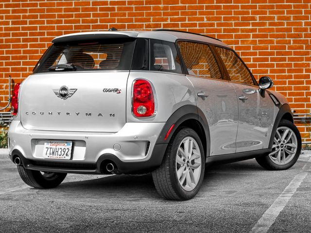 2013 Mini Countryman S ALL4 Burbank, CA 4