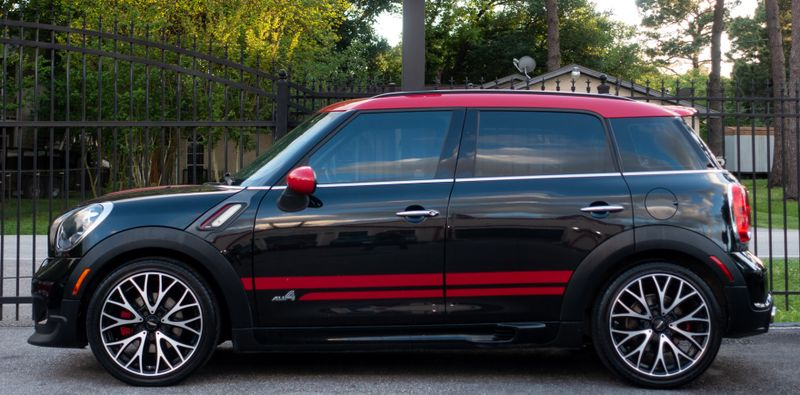 2013 Mini Countryman John Cooper Works ALL4   Texas  EURO 2 MOTORS  in , Texas