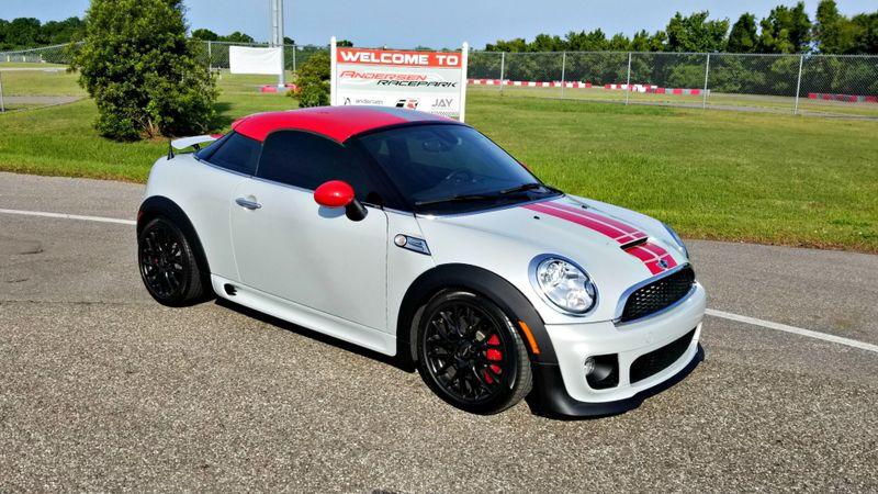 2013 Mini Coupe John Cooper Works COUPE   Palmetto, FL   EA Motorsports in Palmetto, FL