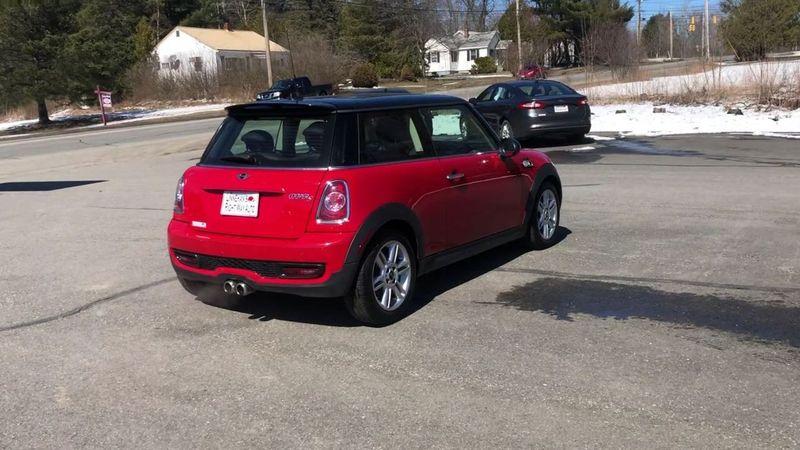 2013 Mini Hardtop S  in Bangor, ME
