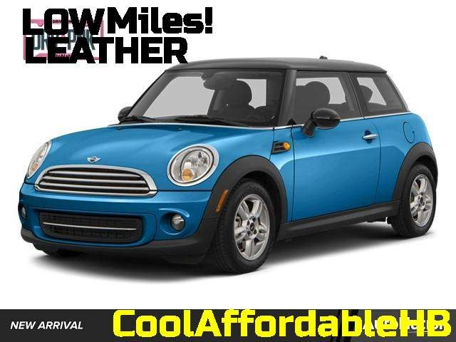 2013 Mini Hardtop COOPER 2D in Bentleyville, Pennsylvania 15314