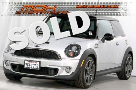 2013 Mini Hardtop S - Manual - Sport pkg - H/K Sound - Xenon in Los Angeles