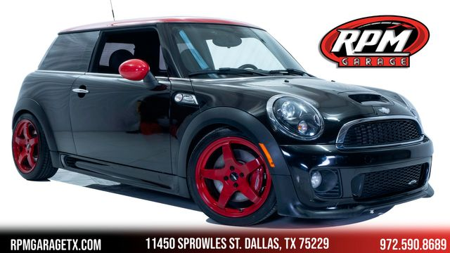 2013 Mini Hardtop John Cooper Works with Many Upgrades