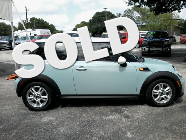 2013 Mini Hardtop San Antonio, Texas