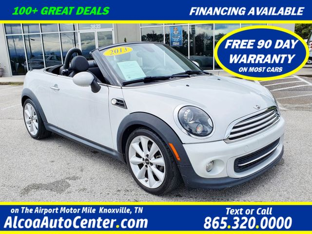 "2013 Mini Roadster w/17"" Alloy Wheels"
