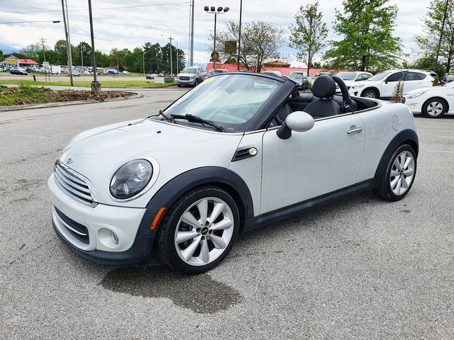 "2013 Mini Roadster w/17"" Alloy Wheels in Louisville, TN 37777"