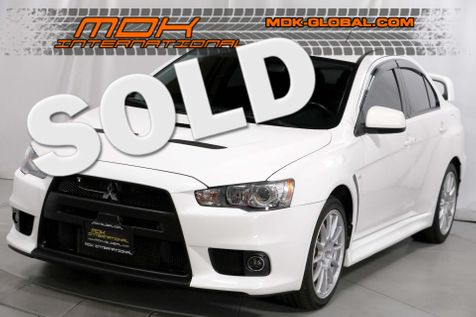 2013 Mitsubishi Lancer Evolution GSR - SIGHT & SOUND PKG - HID in Los Angeles