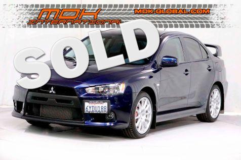 2013 Mitsubishi Lancer Evolution GSR - LIKE NEW - BONE STOCK - NO MODS in Los Angeles