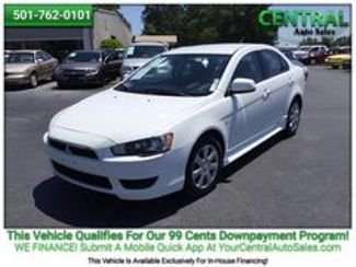 2013 Mitsubishi Lancer ES | Hot Springs, AR | Central Auto Sales in Hot Springs AR