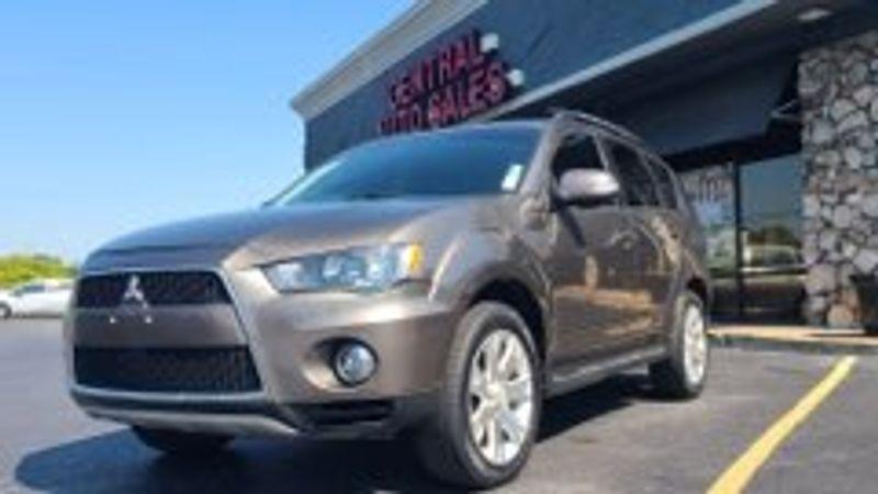 2013 Mitsubishi Outlander SE   Hot Springs, AR   Central Auto Sales in Hot Springs AR