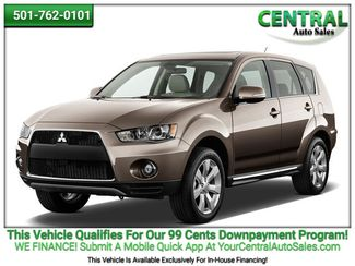 2013 Mitsubishi Outlander Sport SE | Hot Springs, AR | Central Auto Sales in Hot Springs AR