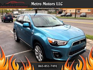 2013 Mitsubishi Outlander Sport ES in Knoxville, Tennessee 37917