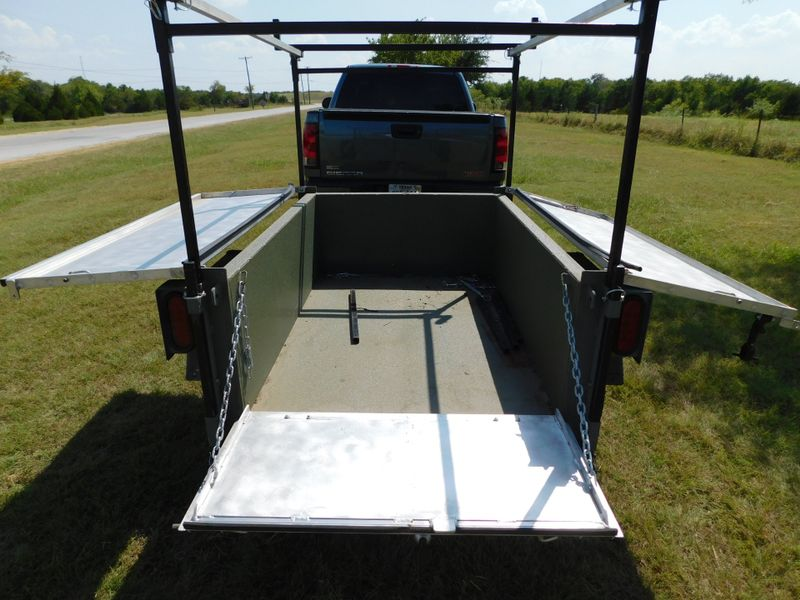 2013 Morris Mule Utility Trailer   city TX  Dallas Motorsports  in Wylie, TX