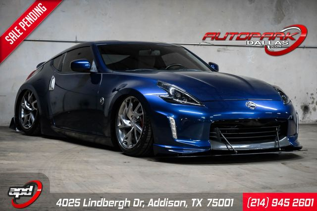 2013 Nissan 370Z Touring Sport w/ Air Ride & MANY Upgrades