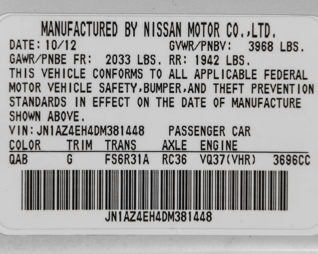2013 Nissan 370Z Burbank, CA 25