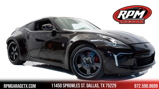 2013 Nissan 370Z Widebody with Many Upgrades | Dallas TX