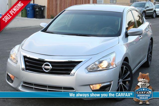 2013 Nissan ALTIMA 2.5 S SEDAN 68K MLS SERVICE RECORDS
