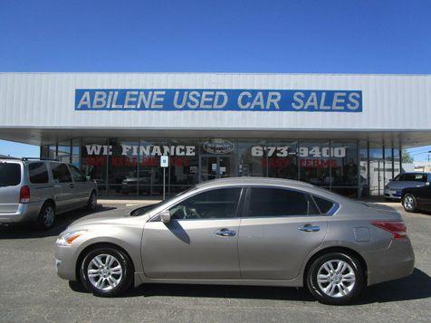 2013 Nissan Altima 2.5 S in Abilene, TX