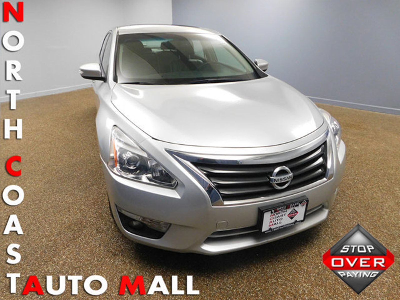 Nissan Altima: Extended storage switch (if soequipped)