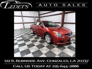 2013 Nissan Altima 2.5 S in Gonzales, Louisiana 70737