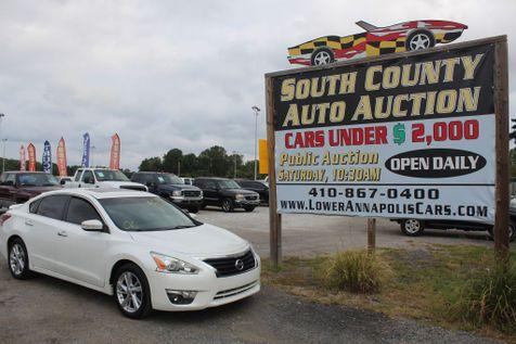 2013 Nissan Altima 2.5 SL in Harwood, MD