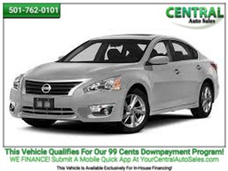 2013 Nissan Altima 2.5 SV | Hot Springs, AR | Central Auto Sales in Hot Springs AR