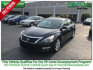 2013 Nissan Altima 3.5 SV | Hot Springs, AR | Central Auto Sales in Hot Springs AR
