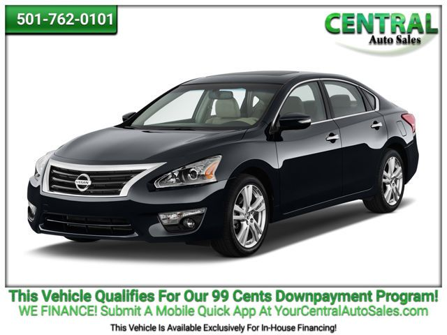 2013 Nissan Altima 2.5 SV   Hot Springs, AR   Central Auto Sales in Hot Springs AR