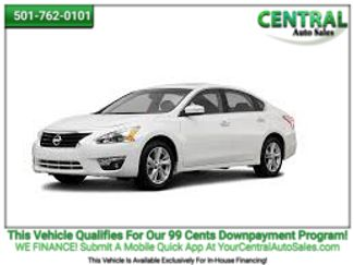 2013 Nissan Altima 2.5 S | Hot Springs, AR | Central Auto Sales in Hot Springs AR