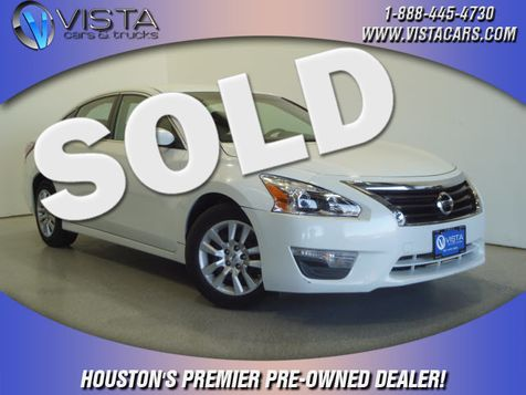 2013 Nissan Altima 2.5 S in Houston, Texas