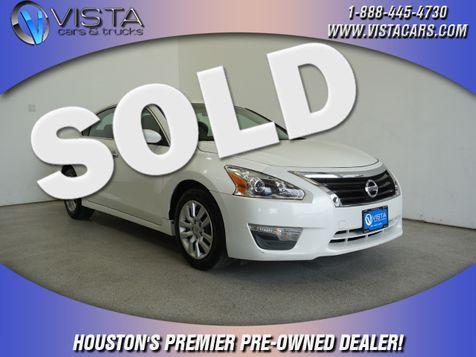 2013 Nissan Altima 2.5 S in Houston, Texas
