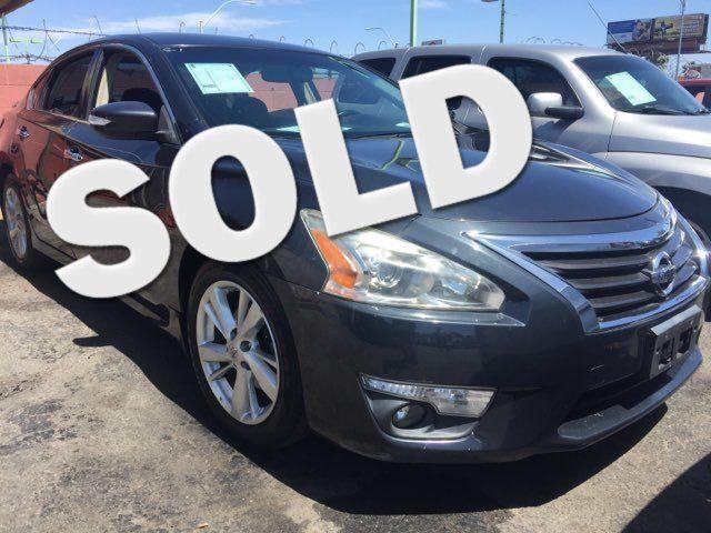 2013 Nissan Altima 2.5 SV AUTOWORLD (702) 452-8488 Las Vegas, Nevada