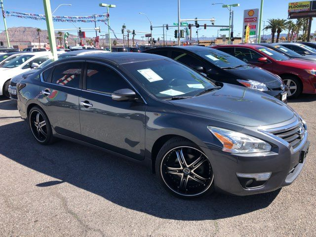 2013 Nissan Altima 2.5 SL CAR PROS AUTO CENTER (702) 405-9905 Las Vegas, Nevada 4