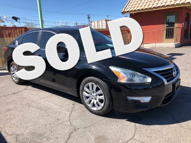2013 Nissan Altima 2.5 S CAR PROS AUTO CENTER (702) 405-9905 Las Vegas, Nevada