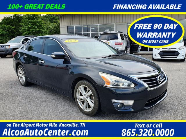 "2013 Nissan Altima 2.5 SL w/Leather/17"" Alloys"