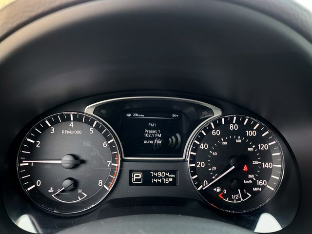 2013 Nissan Altima 2.5 S Smart Key in Louisville, TN 37777