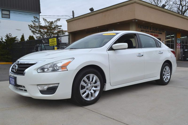 2013 Nissan Altima 25 S  city New  Father  Son Auto Corp   in Lynbrook, New