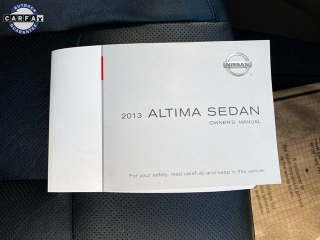 2013 Nissan Altima 2.5 SL Madison, NC 36