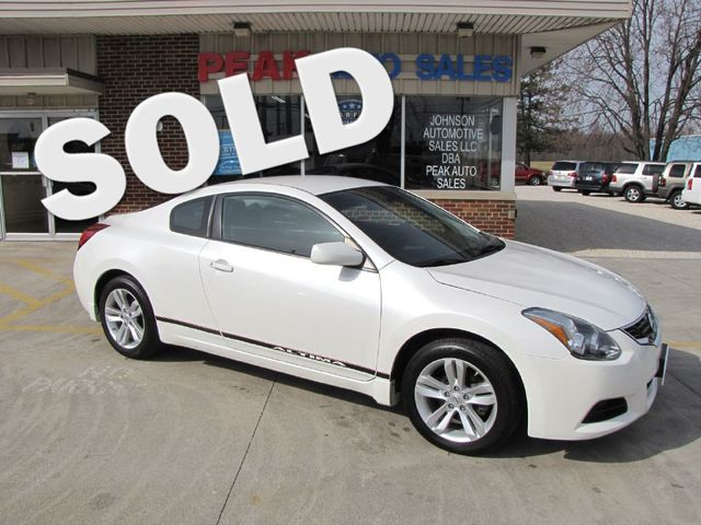 2013 Nissan Altima 2.5 S in Medina, OHIO 44256