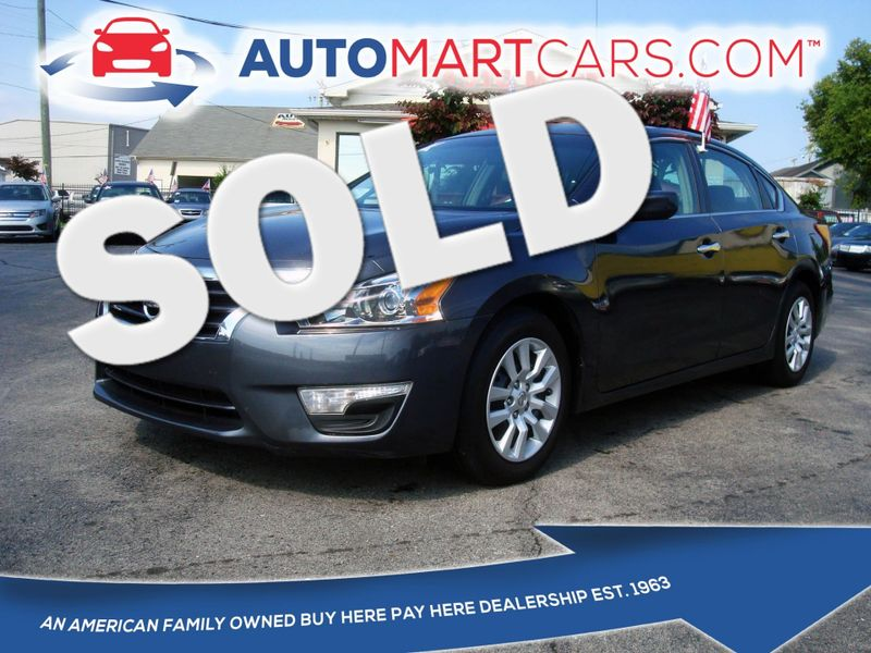 High Quality 2013 Nissan Altima 2.5 S | Nashville, Tennessee | Auto Mart Used Cars Inc.