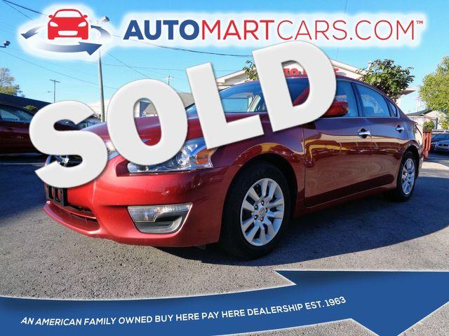2013 Nissan Altima 2.5 S | Nashville, Tennessee | Auto Mart Used Cars Inc. in Nashville Tennessee