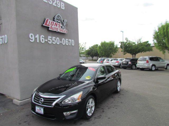 2013 Nissan Altima 2.5 SV in Sacramento, CA 95825