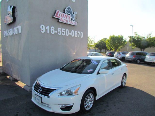 2013 Nissan Altima 2.5 S in Sacramento, CA 95825
