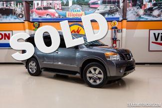 2013 Nissan Armada Platinum - All Wheel Drive in Addison Texas, 75001