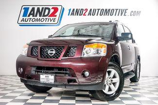 2013 Nissan Armada SV in Dallas TX