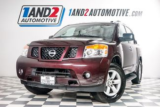 2013 Nissan Armada SV in Dallas TX