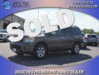 2013 Nissan Armada   city Texas  Vista Cars and Trucks  in Houston, Texas