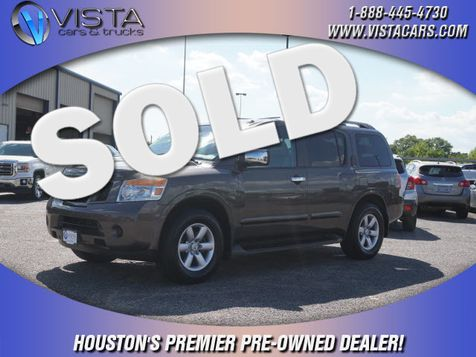 2013 Nissan Armada  in Houston, Texas